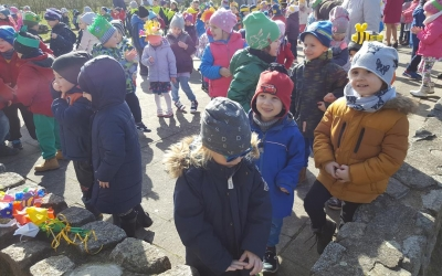 Bal wiosenny dla naszych przedszkolaków