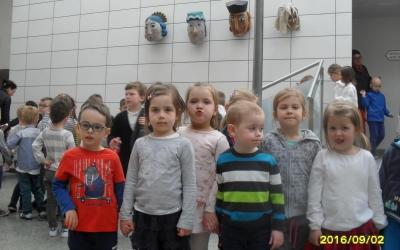 Biedronki w teatrze lalek Pleciuga