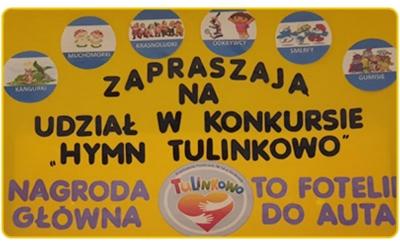 Konkurs na hymn Tulinkowa