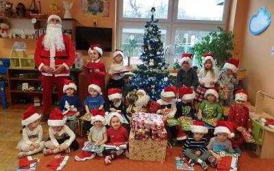 Mikołaj w Grupie Krasnoludków