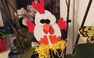 [Ogrody Wyobraźni] Świąteczne kury
