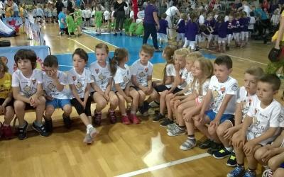 Halowa Olimpiada Przedszkolaków