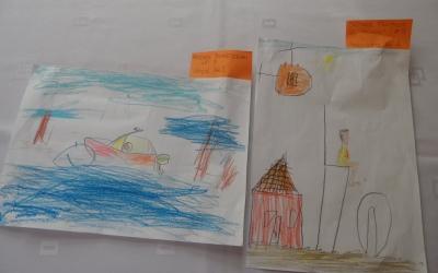 Między-przedszkolny konkurs plastyczny
