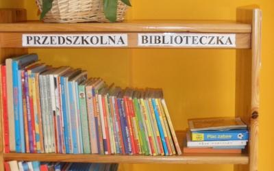 Przedszkolna biblioteczka