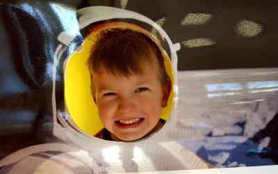 Zostałem Kosmonautą